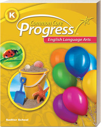 Shop | ELA | Common Core Progress | Student | Gr  K–8